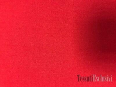 Шерсть костюмная в стиле лейтмотив красная