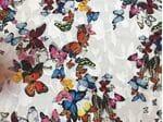 Хлопок деворе бабочки