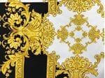 Шёлк - твил Versace